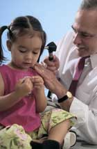 Strategies for Children with Persistent Middle Ear Effusion.