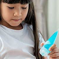 What parents need to know about hand sanitizers.