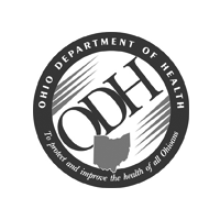 Ohio health logo.