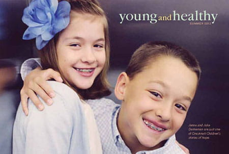 Read the Summer 2012 issue of Young and Healthy.