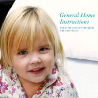 Download the General Home Instructions booklet.