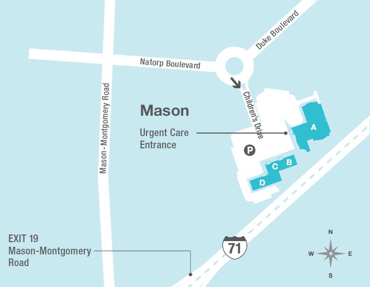 Mason Parking.