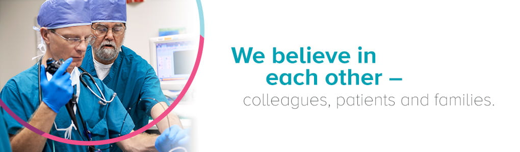 At Cincinnati Chldren's, we challenge ourselves to be the best pediatric hospital.