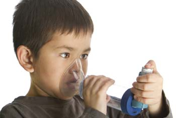 Children from single-parent homes are more likely to need repeat hospital care for asthma.