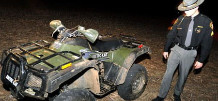 Safety laws needed to slow ATV deaths.