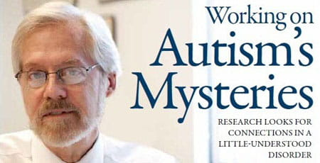 At Cincinnati Children's, we're working on autism's mysteries.