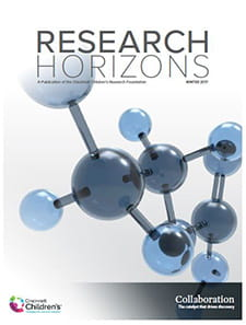 research horizons cover.