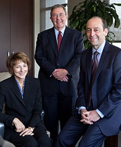 Nancy Krieger Eddy, PhD  Research Chair; Thomas Cody Chair, Board of Trustees; Michael Fisher President and CEO