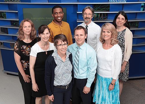 Faculty members from Adolescent and Transition Medicine.