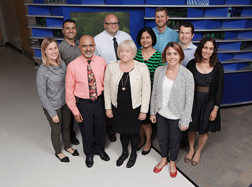 Faculty members from Bone Marrow Transplantation and Immune Deficiency.