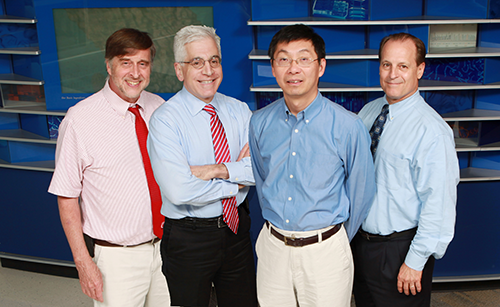 Faculty members from the Cancer and Blood Diseases Institute.