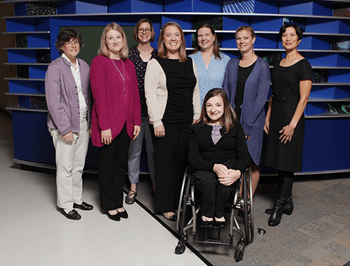 Faculty members from Developmental and Behavioral Pediatrics.