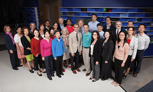 Faculty members from Human Genetics.