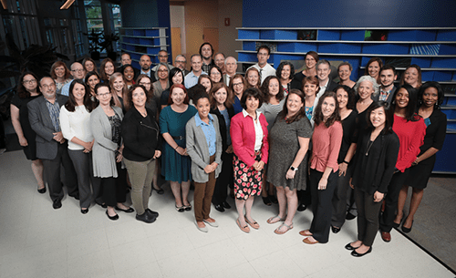A photo of faculty members from Behavioral Medicine and Clinical Psychology.