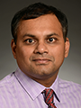 A photo of Hitesh Deshmukh, MD, PhD.