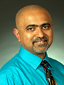 A photo of Ashish R. Kumar, MD, PhD.