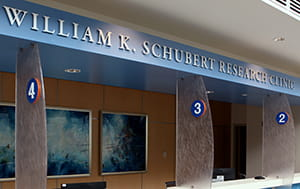 schubert research clinic