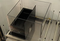 Image of the Light-Dark Box apparatus.