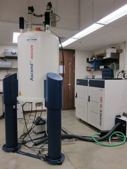 Bruker 9 4t Nmr Spectrometer Mr Scanner Irc Equipment