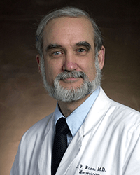 A photo of Douglas F. Rose, MD.