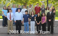 2008 Research Team.