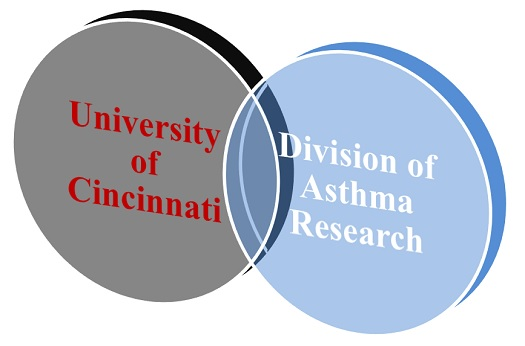 UC & Asthma Research collaboration image.