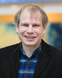 Photo of Michal Kouril, PhD.