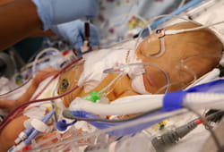 We specialize in caring for critically ill infants.
