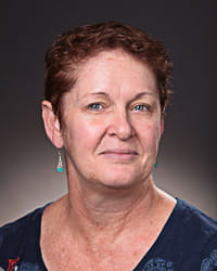 Christina James-Zorn, PhD's head shot.