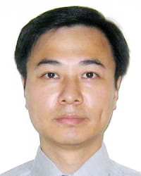 A photo of Xiaonan Han.