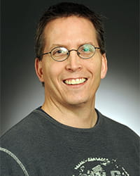 A photo of David A. Hildeman.