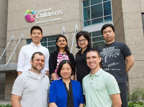 Xu Lab team