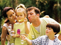 The asthma clinic provides family-centered care for your child.