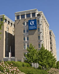 Cincinnati Children's main campus is located at 3333 Burnet Avenue.