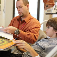 The Child Life team has many helpful programs and services for your child  and family.