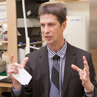 Alexander Miethke, MD, is the director of the Center for Autoimmune Liver Disease (CALD).