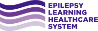 Epilepsy Learning Healthcare System logo.