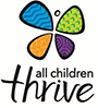 Thrive logo.