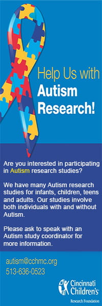 Autism Research Studies.