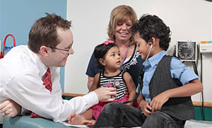 The nutrition team will work with you to develop a safe and individualized plan for your child.