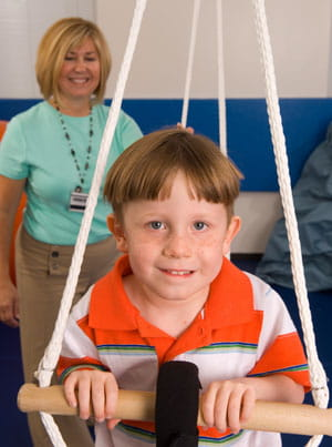 Our therapists are experts in a variety of therapeutic interventions, allowing them to customize treatment for each child's special needs.
