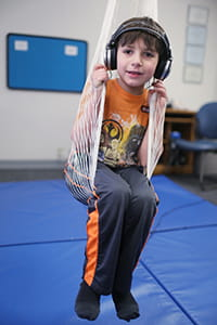 Children ages 2 and older who have sensory processing dysfunction may benefit from Therapeutic Listening.