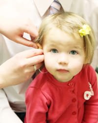 Learn more about the Ear and Hearing Center at Cincinnati Children's, including conditions treated, services offered and contact / referral information.