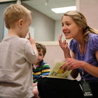 Speech Pathology at Cincinnati Children's.